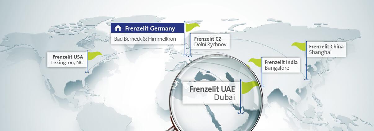United Arab Emirates - Frenzelit GmbH