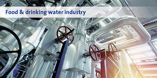 Food & drinking water industry